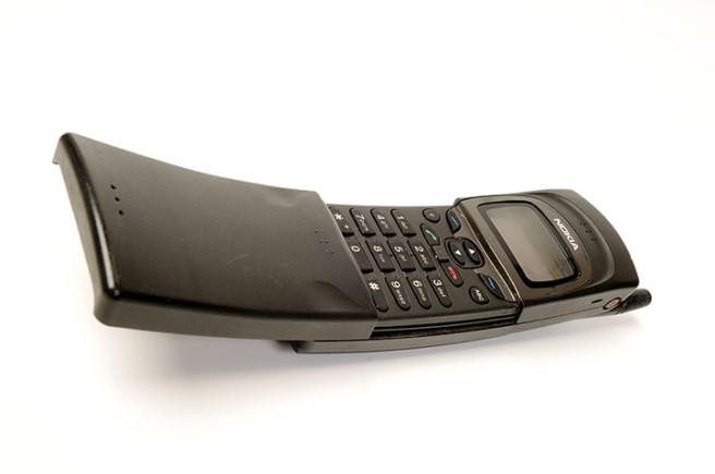 Nokia 8110 'Banana phone'
